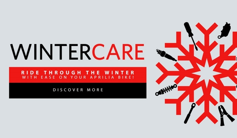 Winter Care - Aprilia