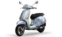 New Vespa Elettrica for 2020